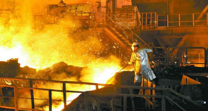 US metal workers