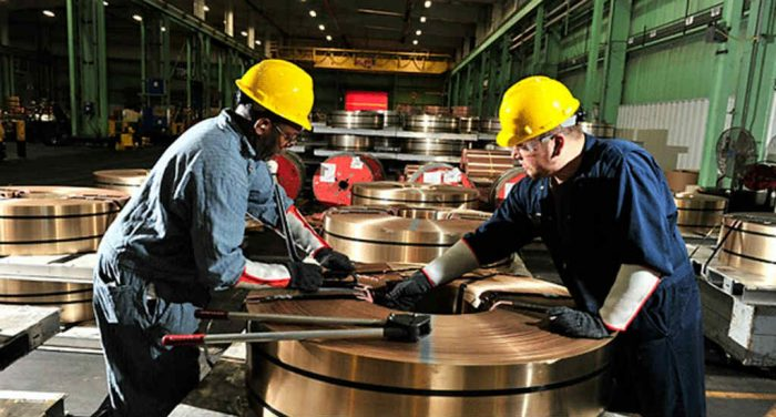 steel industry safety