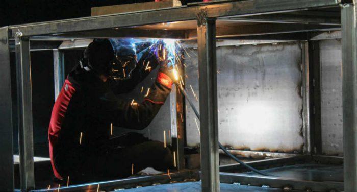 ABB's VirtualArc robot welding
